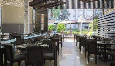 Restaurant Krystal Satélite María Bárbara Hotel Tlalnepantla de Baz