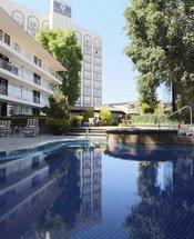 Swimming pool Krystal Satélite María Bárbara Hotel Tlalnepantla de Baz