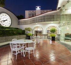 Garden Krystal Satélite María Bárbara Hotel Tlalnepantla de Baz