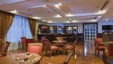 Bar Krystal Satélite María Bárbara Hotel Tlalnepantla de Baz